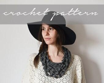 PATTERN: Knitbrooks Spring Bobble Necklace Scarf Instant Download