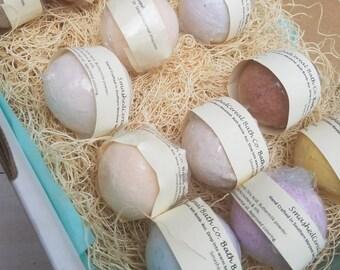 Box of bath bombs, Bath bombs box, Bath bombs, 12 bath bombs, bath fizzies, Bath bomb gift set, Bath bomb box , gift set of bath bombs
