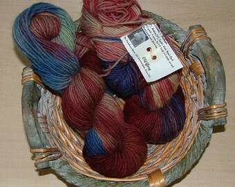 Farmhouse Yarns Roxanne's Mohair Old Glory Made in USA Crochet Knit