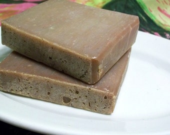Sweet\/Spicy Cinnamon Cold Process Soap 4.5oz Bar (vegan)