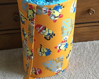 Boutique Nap Mat for Preschool Toddler Back to School Mat Minions Ready to Ship
