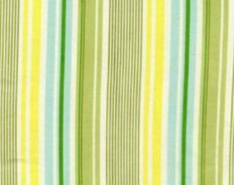 HB16 Blue Free Spirit Heather Bailey Fabric - Nicey Jane Slim Dandy