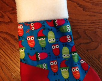 Child's Christmas Stocking