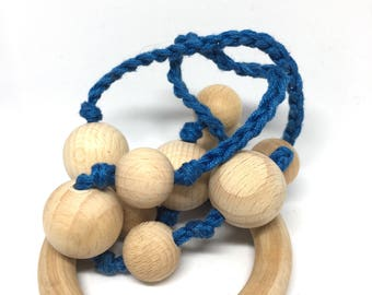 Sea and Sand lactation necklace