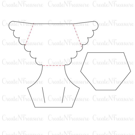 diaper template