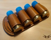 12 Gauge Belt Slide Carrier/Shell Holder/4 Shell