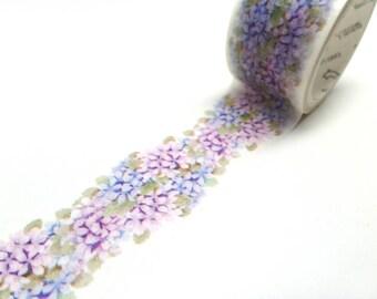Hydrangea - Hydrangea Washi Tape - Floral Washi Tape