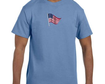 Tshirt American Flag model xx10295