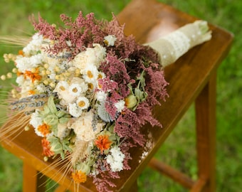 Cream peonies bridal bouquet, cream bridal bouquet, fall bridal bouquet, fall wedding, peony wedding, peonies,  fall bouquet, autumn wedding