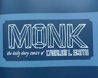 Monk 2015: Daily Diary Comics