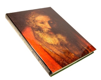 Rembrandt - Paintings from Soviet Museums - Rare Art Book published in USSR in 1975 In English - 224 pages