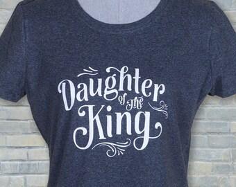 christian t shirts t-shirt christian t-shirts christian shirts daughter of the king christian clothing christian shirt christian t shirt