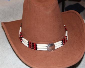 Half Dollar Hatband