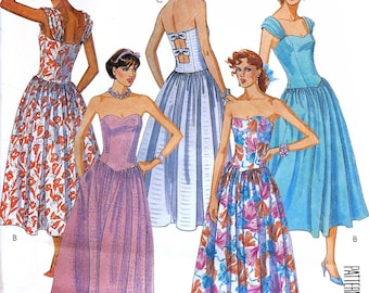 McCall's 2471 Sewing Pattern for Misses' Dress - Uncut - Size 10