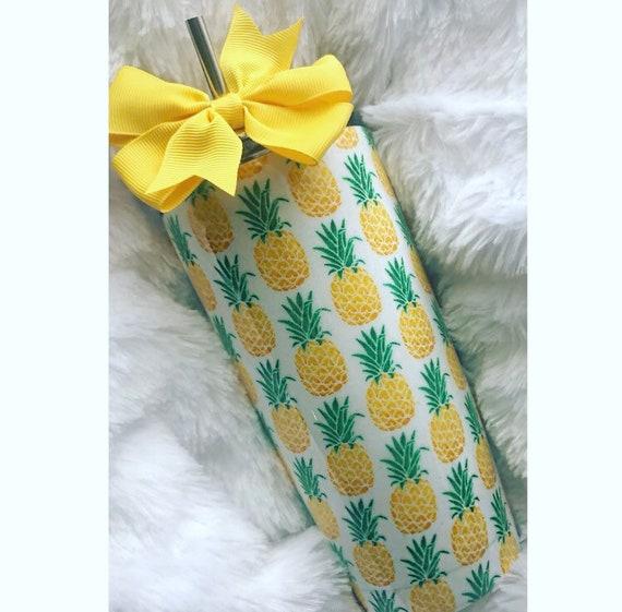 Pineapple Tumbler | 10 oz or 20 oz Pineapple Tumbler