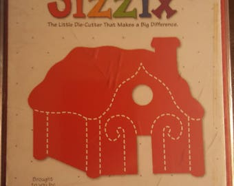 Sizzix Die House, Gingerbread #38-0234