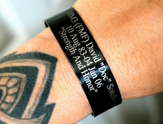 kia bracelet black memorial bracelet customize your own kia bracelet 9959