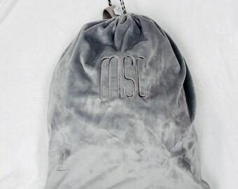 Plush Laundry Bag
