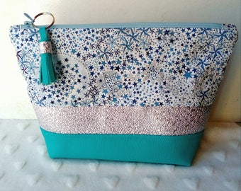TO order-toiletry bag baby/kids fabric choice
