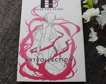 ARTBOOK Ed over the years-Artcollection
