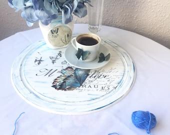 Coffee tray , tray ,