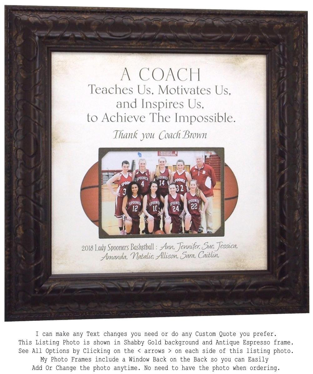 Basketball Team Gift, Basketball Coach Gift, Gift for Basketball ...