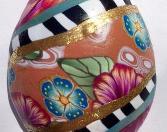 Decorative Easter Egg Magnet 1290