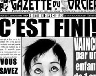 Gazette du Sorcier du 1er novembre 1981