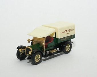 "Matchbox 1918 Crossley ""Waring's"""