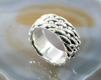 Ring, 925 sterling silver, electroforming - 3992