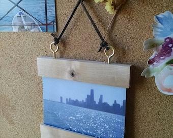 Mini Chicago Skyline Print