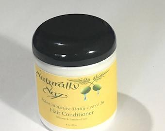 Natural Hair Conditioner Moisturizing Hair Moisturizer Pro Vitamin B5 Shea Butter Hair Conditioner Moisture Lock Daily Hair Moisturizer