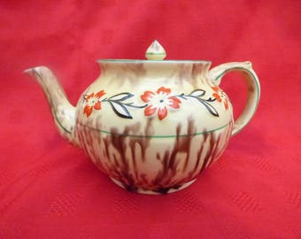 Vintage Gibsons Teapot, Staffordshire Pottery