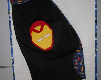 More Superhero Capes: Ironman, Zorro, Incredibles, and WonderWoman - FREE Mask