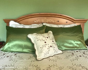 Satin Pillow Sham