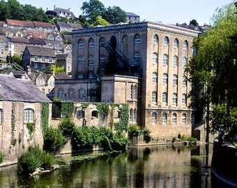 Old Mill in Bradford upon Avon