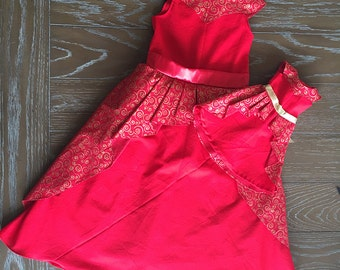 Elena of Avalor Dolly and Me Matching Dresses / Elena of Avalor Costume