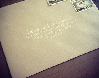 Wedding Calligraphy Script Mix
