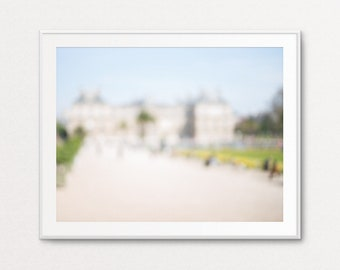 Luxembourg Garden Photo - Paris Decor, Paris Wall Art, Paris Print, Paris Photograph, Paris Bedroom Decor, Home Decor