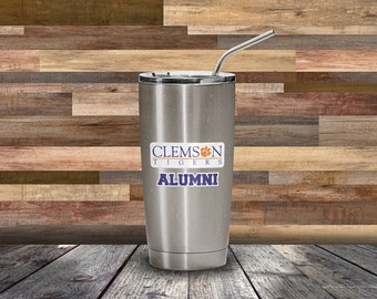 Clemson Inspired Alumni Decal