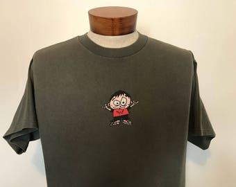 Vintage 1997 Weezer Tshirt (szL)
