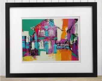 Tamworth Town Hall Print
