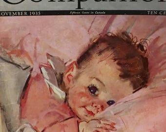 Women's home companion magazine November 1935