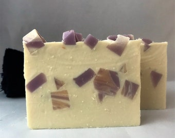 Handmade Soap - Black Raspberry Scent