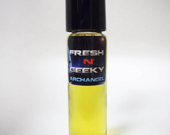 Archangel - Inspired by Garrus from Mass Effect - Roll on Fragrance