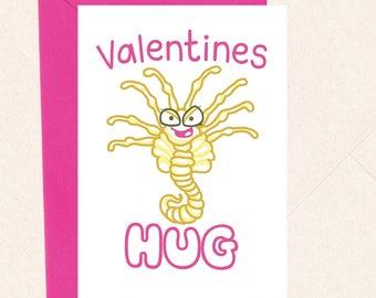 Lustige Valentinstag Karte Cat Valentine