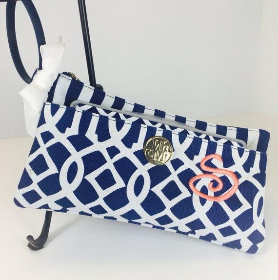 Lil Biter Bangle Bag Navy