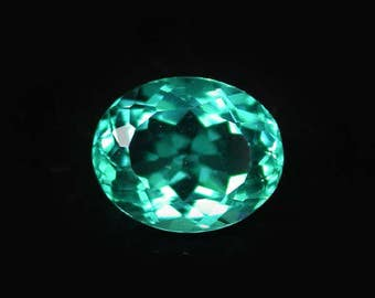 2.7 ctw. paraiba tourmaline loose gemstone.