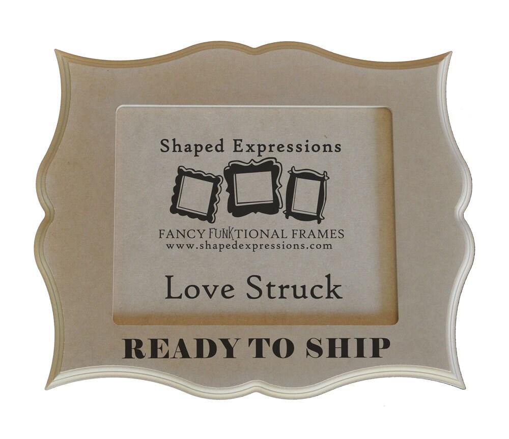 LISTO para nave 4 x 6 amor pulsado inconcluso marco