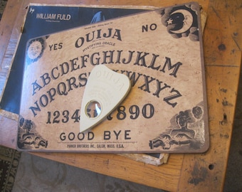Ouija Board , William Fuld Talking Board , Salem ,Mass.